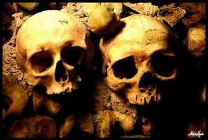 Catacombes de Paris by mithrilel