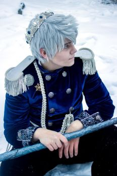 Your Highness Jack Frost by Frostplay