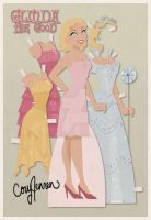 Glinda Paper Doll Preview by Cor104
