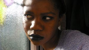 Black Make Up by Lency28