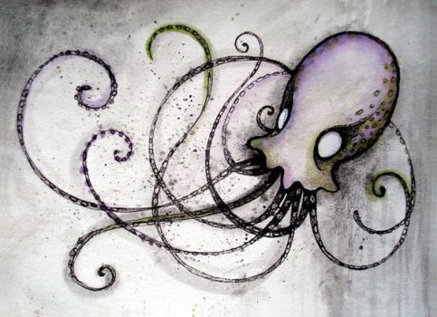 My Kraken by miss-bunny-shoes