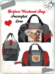 HUGE Gorjuss Weekend bag by gorjuss