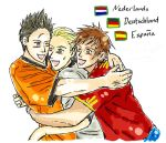 APH: WC 2010 - Euro Trio by FrauV8