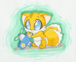 Bebbeh Tails by Omnicenos