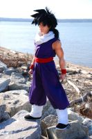 Android Saga Son Gohan cosplay 2 by TechnoRanma
