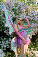 Flora Enchantix...encahnted by Giorgiacosplay
