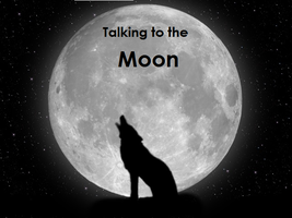 [x Talking to the Moon x] Cover II by Shinishii-is-Deead
