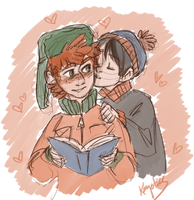 get a room you assholes by Kayotics