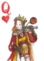 HP - Weasley is our Queen by LevyRasputin