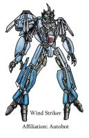 Autobot Windstriker by Okida