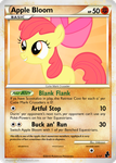 MLP: FiM PTCG: Apple Bloom by dmon2