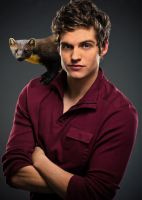 Isaac Lahey and His Daemon by LJ-Todd