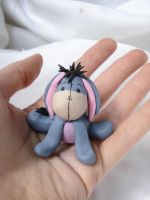 Clay Eeyore by Erisana