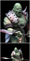 The Orc by Meletis