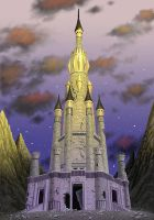 Cleristower by AlanGutierrezArt