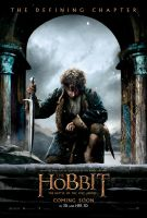 The Hobbit The Battle of Five Armies Poster 2 by davidsobo