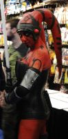 NYCC '10 Darth Talon by zer0guard