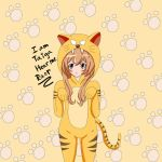 Taiga Aisaka In A Tiger Suit by Kiyomi--Hime