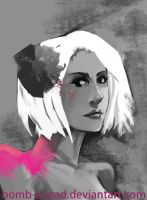 Portrait 01 by Bomb-a-Jead
