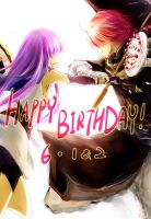 6.1,2 HappyBirthday by FLAFLY