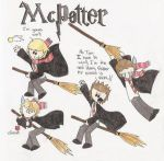 mcpotter by McFlyFanClub