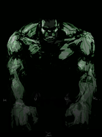 HULK doodle by 89g