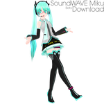 SoundWAVE Miku Beta 1.0 Download by Tori3D