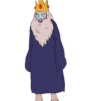ice king animation by TeaAnemone