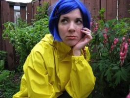 Coraline Costume by msventress