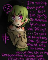 About RPing... by AskShroomPrince