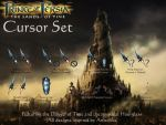 PoP The Sands of Time Cursors by Yaga-Shura