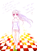 Even though I tell you by Yamio