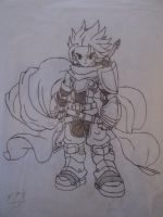 desenhos TH gc new character by NEOcraver