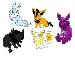 Eevee Fusion Pratice by DEAFHPN