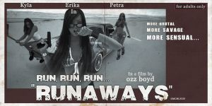 Run, run, run, Runaways by ozzboyd