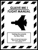 Flight Manual by MazerRackham