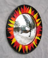 Flames mirror 3-4 view by scott-451