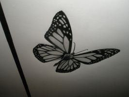 Butterfly Detail by wetcanvas
