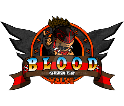 Gotta Go Fast - Bloodseeker by LegendNooB