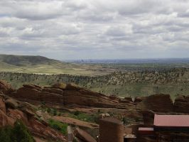 Red Rocks Stock 3 by chamberstock