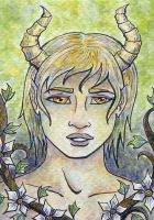 ATC: Forest Creature II by Athalour