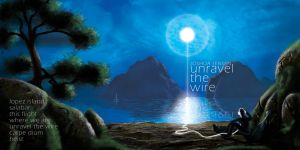 Unravel the Wire - Cover Art by RVGENomini