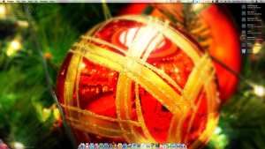 Christmas Desktop by deadPxl
