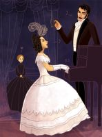 Duet by tamiart
