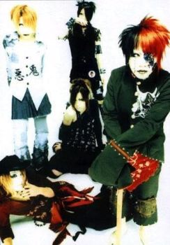 The GazettE Early Time by blackdeadivy