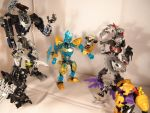 1st Annual Meeting of the Bionicle Bird Club by Mate397