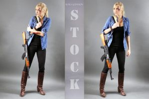 Survival Stock I by KaylaDavion