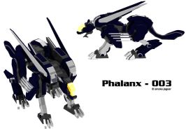 Phalanx - 003 by smokejaguar