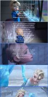 Do You Want To Build A Snowman: Elsa's Thoughts by CGheartbreak