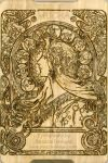 Mucha Pyrograph (Woodburning) Outline by snazzie-designz